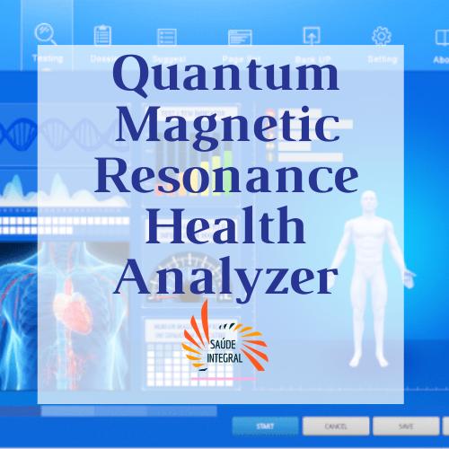 O Diagnóstico de Ressonância Magnética Quântica